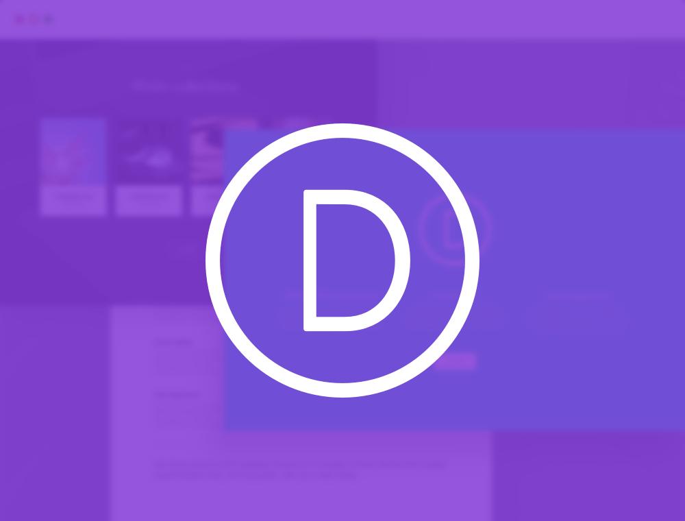 Divi Wordpress thema